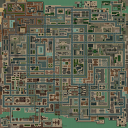 Downtown (Anywhere City - mapa - 2)