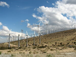 San Gorgonio Pass Wind Farm II