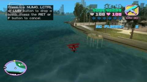 GTA Vice City - Walkthrough - Mission -34 - Bombs Away! (HD)