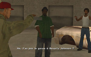 Nines and AK's GTA San Andreas (retrouvailles)