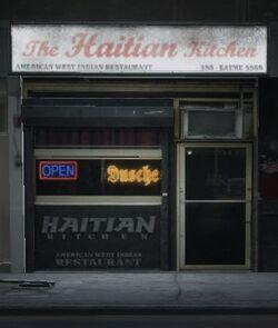 The Haitian Kitchen (IV)