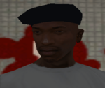 Victim (SA - Czarny beret)