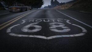 Шоссе 68