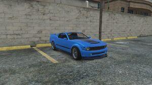 Dominator GTAO Pre-Modified Burton LSC