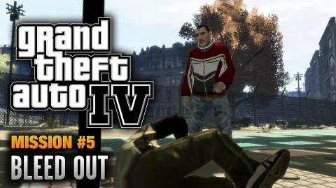 GTA 4 - Mission -5 - Bleed Out (1080p)