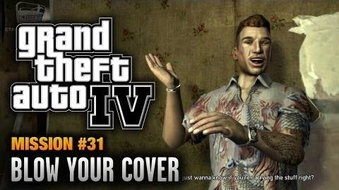 GTA 4 - Mission 31 - Blow Your Cover (1080p)