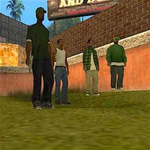 Los Sepulcros GTA San Andreas (attente)