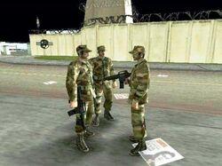 Militares VC