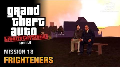 GTA Liberty City Stories Mobile - Mission 18 - Frighteners