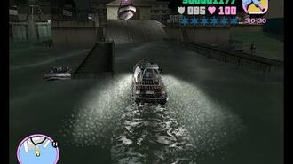 GTA Vice City - Mission 14 The Fastest Boat