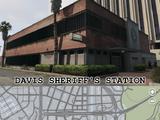 Шерифский участок Дэвиса