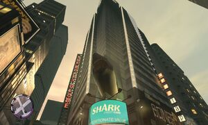 Shark-GTAIV-mascot