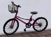 BMX (rose) GTA Vice City Stories