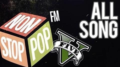 GTA V - Non Stop Pop Radio 100