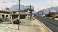 Grapeseed-sud, regardant vers l'ouest GTA V