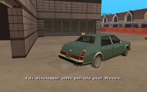 Architectural Espionage GTA San Andreas (fin)