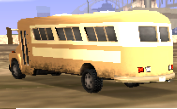 Bus GTA Liberty City Stories (vue arrière)