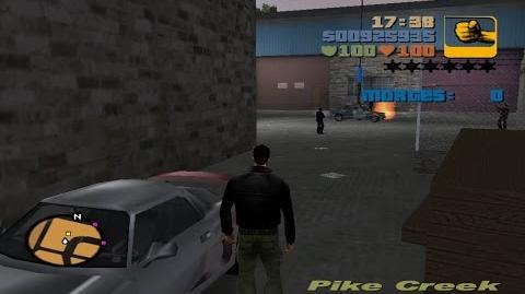GTA III- Isca (PT-BR)