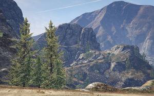Park Krajobrazowy Góry Chiliad (V - 2)