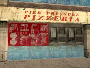 Pier Pressure Pizzeria