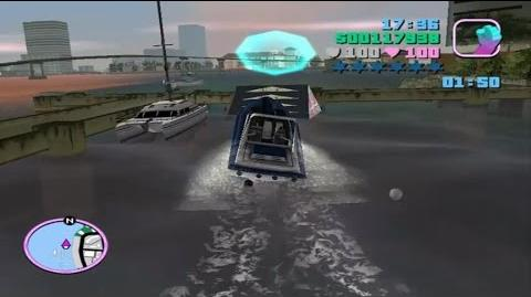 GTA Vice City- Checkpoint Charlie