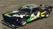 Tampa Drift Ragga Rum GTA Online