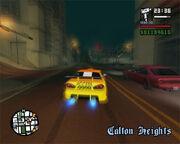 GTASA PC Gameplay N02 Driving
