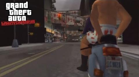 Scooter Shooter - GTA Liberty City Stories Side-Mission