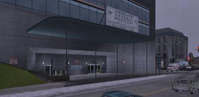 Sweeney General Hospital III