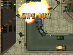 Wipe Out! (GTA2)