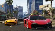 DLC High Life image promotionnelle GTA V