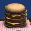 Heart Stopper 6lb Burger (IV)