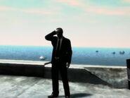 Niko az Algonquin-i kikötőben