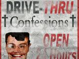 Drive-Thru Confessions Church