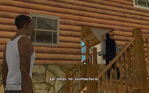Monster (mission) GTA San Andreas (fin)