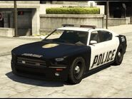 Police Buffalo gta5