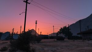 Sandy Shores-II