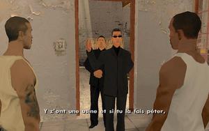 Yay Ka-Boom-Boom GTA San Andreas (objectif)