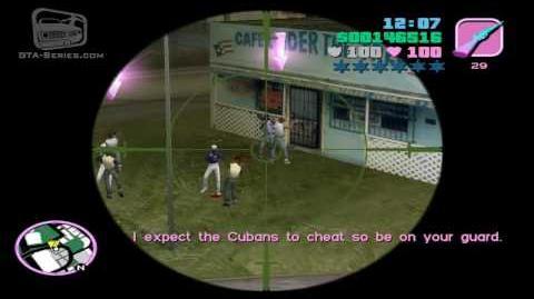 GTA Vice City - Walkthrough - Mission -35 - Dirty Lickin's (HD)