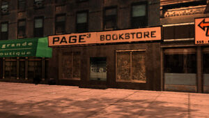 Page 3 Bookstore (LCS - Chinatown)