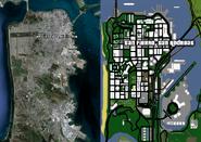 San Fierro (mapa - 2)