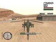Szkoła pilotażu (Start helikopterem - 2)
