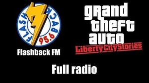 GTA Liberty City Stories - Flashback FM Full radio