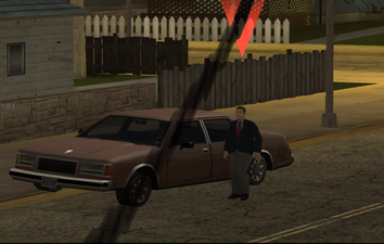 Photo Opportunity GTA San Andreas (Mike Toreno)
