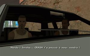 The Green Sabre GTA San Andreas (révélation)