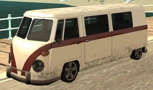 Camper GTA San Andreas
