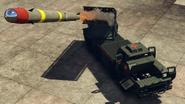 Chernobog missile GTA Online