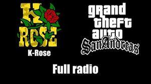 GTA San Andreas - K-Rose (Rev