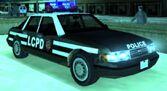 Policecar-GTALCS-frente