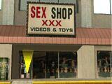 Sex Shop XXX